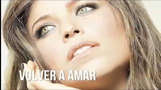 Anna Carina - Volver a amar (Sola) - Video Letra