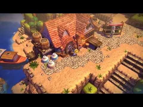 Oceanhorn el juego con raíces Zelderas, aterrizará en Switch este año 2017
