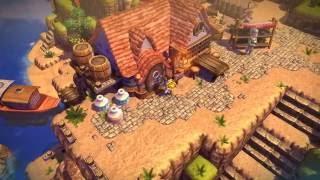 videó Oceanhorn: Monster of Uncharted Seas