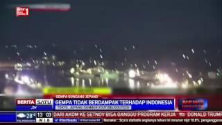 BMKG Pacific Gempa Jepang Tidak Berdampak Ke Indonesia