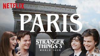 Stranger Things 3 World Tour | Paris | Episode 5