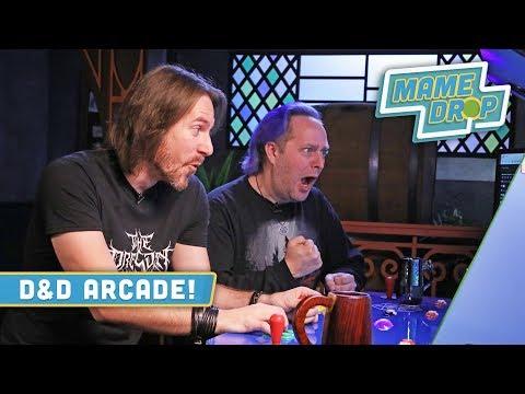 MAME Drop: D&D Games!