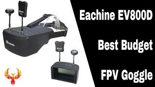 Eachine EV800D - The Best Budget FPV Goggle