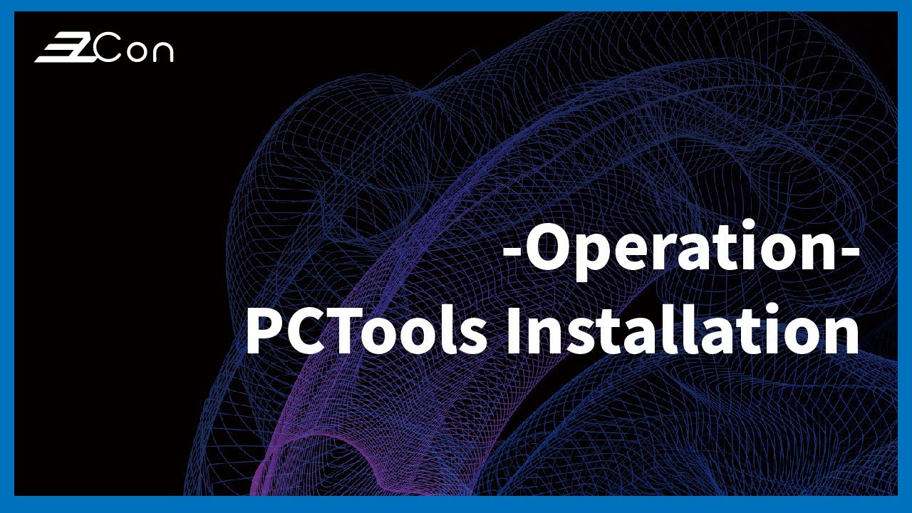 EzCon PCTools Intallation Instruction