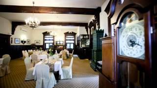 preview picture of video 'Hotel Dąbrówka-wedding hall. Poland. Jastrzębie Zdrój'