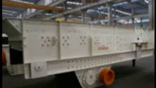 2017 ZSW series electromagnetic vibrating feeder mining feeder mini cement plant