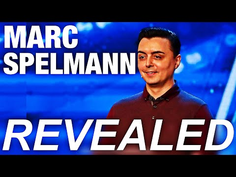 Marc Spelmann: BGT Audition Magic Trick REVEALED (видео)