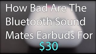 sound mates earbuds vs airpods - TH-Clip