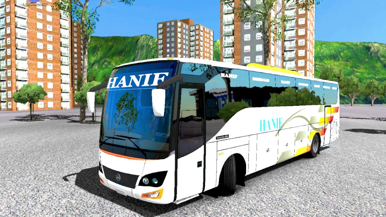 Iveco Hanif Bus Mod For ETS2 1.31.x mod for ETS 2