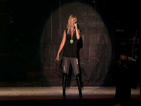 Cassandra Mae Jopp Opens for Tim McGraw at Wefest 2009