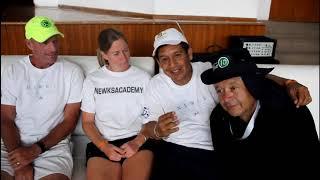 THE JOHN NEWCOMBE TENNIS RANCH BECARÁ A CAMPEONES MEXICANOS