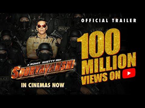 Sooryavanshi  - Movie Trailer Image