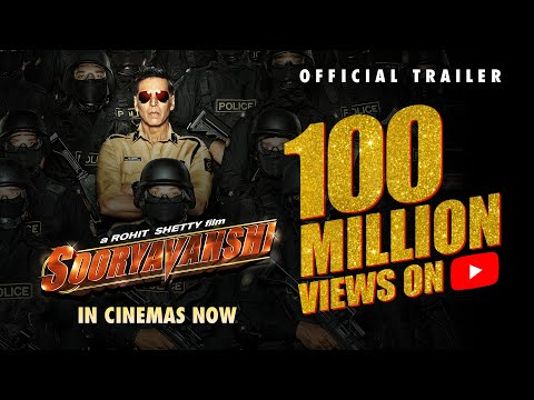 Sooryavanshi Movie Official Trailer