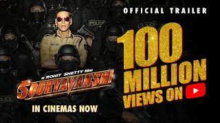 Sooryavanshi - Official Trailer