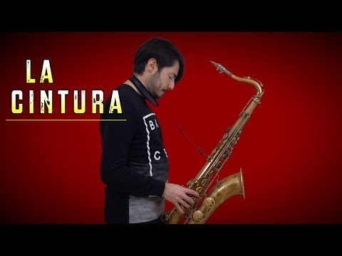 LA CINTURA - Alvaro Soler [Saxophone Cover]