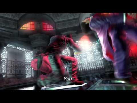 Видео № 1 из игры Tekken 6 (Б/У) [PSP]