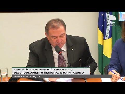 Integração Nacional, Desenv. Regional e da Amazônia - Votação de propostas - 21/08/19