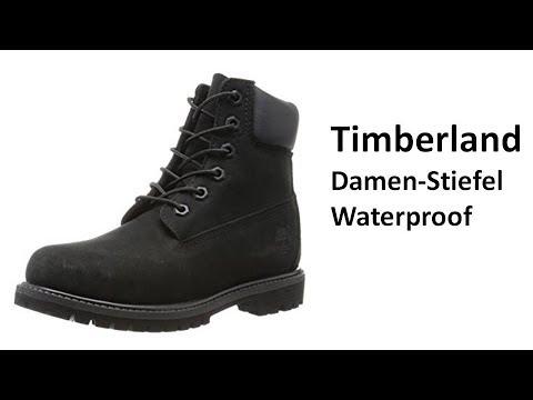 Timberland Damen 6 Inch Premium Waterproof Stiefel - Review | deutsch / german