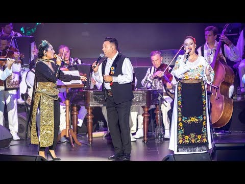 Andra & Sandel & Aurora – Lucru mare-i omenia [Concert Traditional] Video