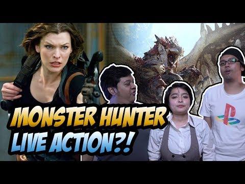 Film Monster Hunter World, Red Dead Redemption 2 LAKU KERAS! - TAG NEWS BLAST!