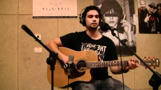 Revis- Seven Acoustic Cover Live Radio