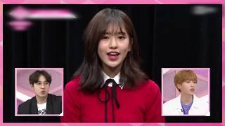 Ahn Yujin singing 'Call Me Maybe'+Little Mix's Wings perf - Starship Trainees (No Talking) PRODUCE48