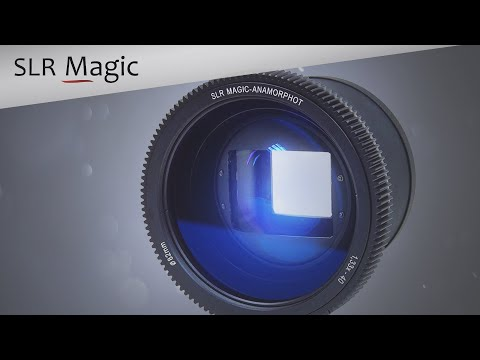 SLR MAGIC 1.33x COMPACT 40mm and Accessories