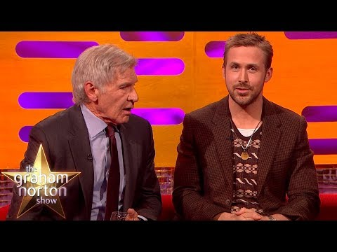 Blade Runner a celofán - The Graham Norton Show