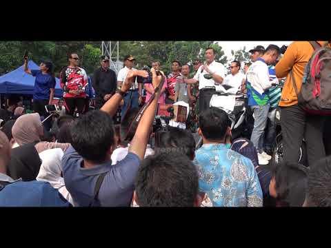 Meriahnya CFD Kota Pekanbaru
