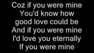 Boyzone - If you were mine (Lyrics + Pics)