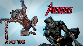 Marvel Adventures: The Avengers - Wakanda Wild Side | Marvel READ!