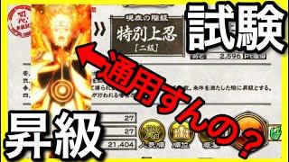 【ナルコレ】昇級試験に闘忍の覇者は通用するの?【実況】#148