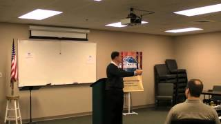 Toastmasters Speech - Project 2 of Story Telling - Matthew James