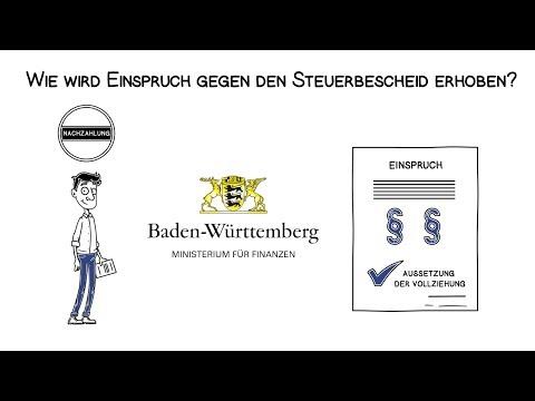 Einspruch Gegen Einen Einkommenssteuerbescheid Muster 7