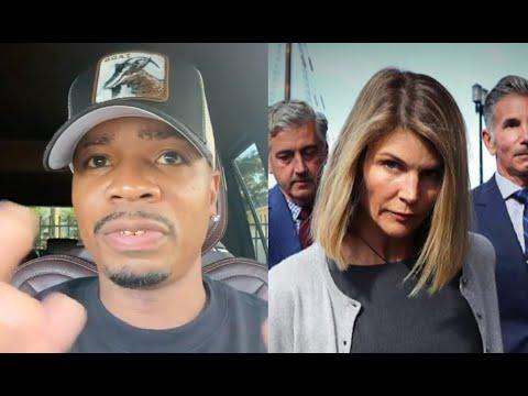 """Plies Reacts To Lori Loughlin Getting 2 Months Prison Sentence """"What About Kodak Black"""""""