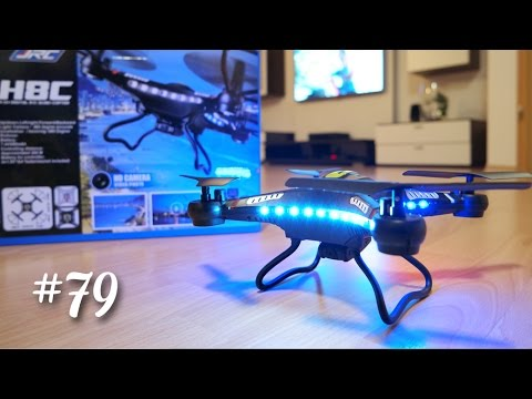 JJRC H8C Quadrocopter / Drohne Test // deutsch // in 4K #79