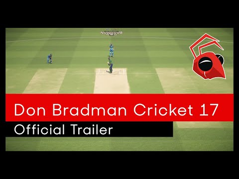Don Bradman Cricket 17 Official Trailer thumbnail