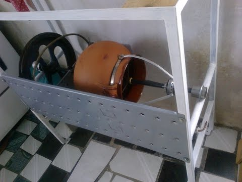 Fabricación de un tostador y un horno