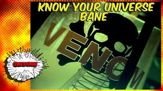 Bane (Gotham / Batman) - Know Your Universe (Ft. Sal!)