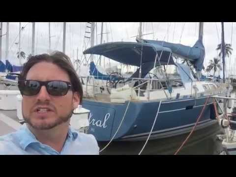 Hanse Yachts 540e 2008 Sailboat For Sale by: Ian Van Tuyl Yacht Broker