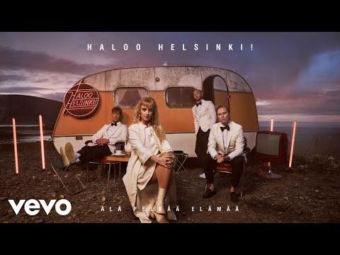 Haloo Helsinki! - Foliohattukauppias (Audio)