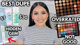 LETS TALK DRUGSTORE MAKEUP....The Drugstore Makeup Tag!