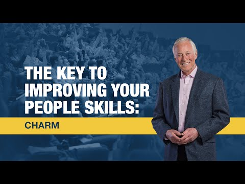 , title : 'The Key to Improving Your People Skills: Charm