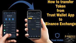 Wie man Geld von der Trust Wallet etheherum abhebt