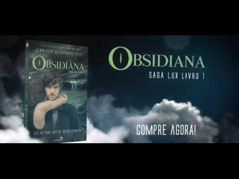 Obsidiana - Saga Lux #1 - Book trailer