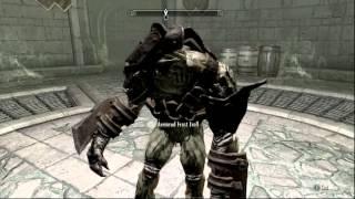 Skyrim DLC: How to get an Armored Troll