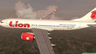 Lion Air 610-737MAX Crash At Jakarta[2018]