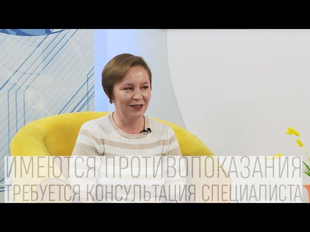 Гость программы «Новый день» ветеринарный врач Татьяна Иванова