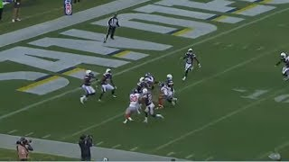 NFL Successful Hail Mary Plays That Came up Short
