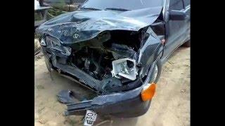 ВАЗ 2115 Восстановление после ДТП